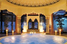 Wellnessbereich Hotel Garni Strass, Copyright: Fun & Spa Hotel Strass