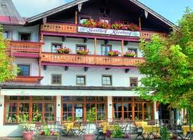 Reisebild: Urlaub in Deutschland - Gasthof Kienberg in Inzell