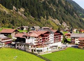Reisebild: Wandern im Stubaital - Hotel Milderer Hof in Neustift
