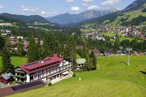 Außenansicht Hotel Montana, Copyright: Hotel Montana
