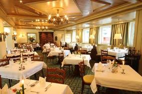 Restaurant Hotel Montana, Copyright: Hotel Montana