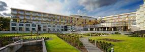 Hotel Aquarius - Gartenfläche, Copyright: Hotel Aquarius