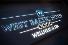 Logo des Hotel West Baltic Resort, Copyright: Kästl