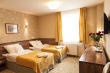 Zimmerbeispiel Hotel Sanus, Copyright: Hotel Sanus