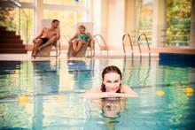 Schwimmbad Hotel Pro Vita, Copyright: Hotel ProVita