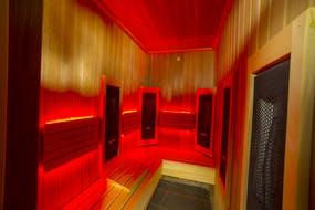 Infrarot-Sauna, Copyright: Hotel Lambert