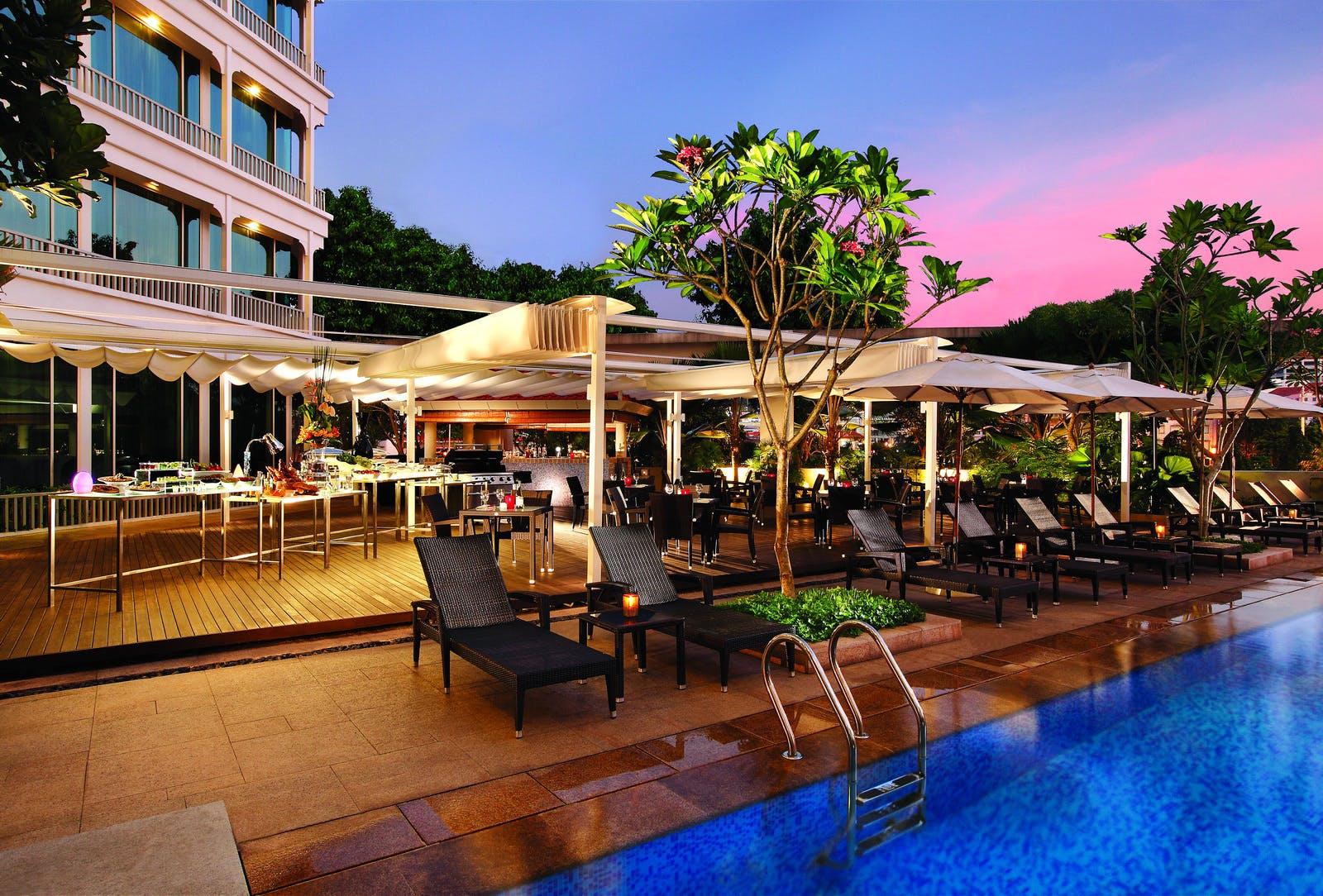 Park Hotel Clarke Quay Singapour