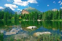 Das Hotel PATRIA am See Strbske Pleso, Copyright: HydroTour