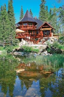 Die Koliba des Hotels PATRIA am Strbske Pleso, Copyright: HydroTour
