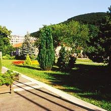 Kurpark, Copyright: Kurhaus Krym In Trencianske Teplice