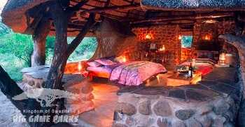 Stone Camp - Mkhaya Game Reserve