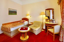 Danubius Health Spa Resort Hvezda - Zimmerbeispiel, Copyright: Lécebné lázne Mariánské Lázne a.s.