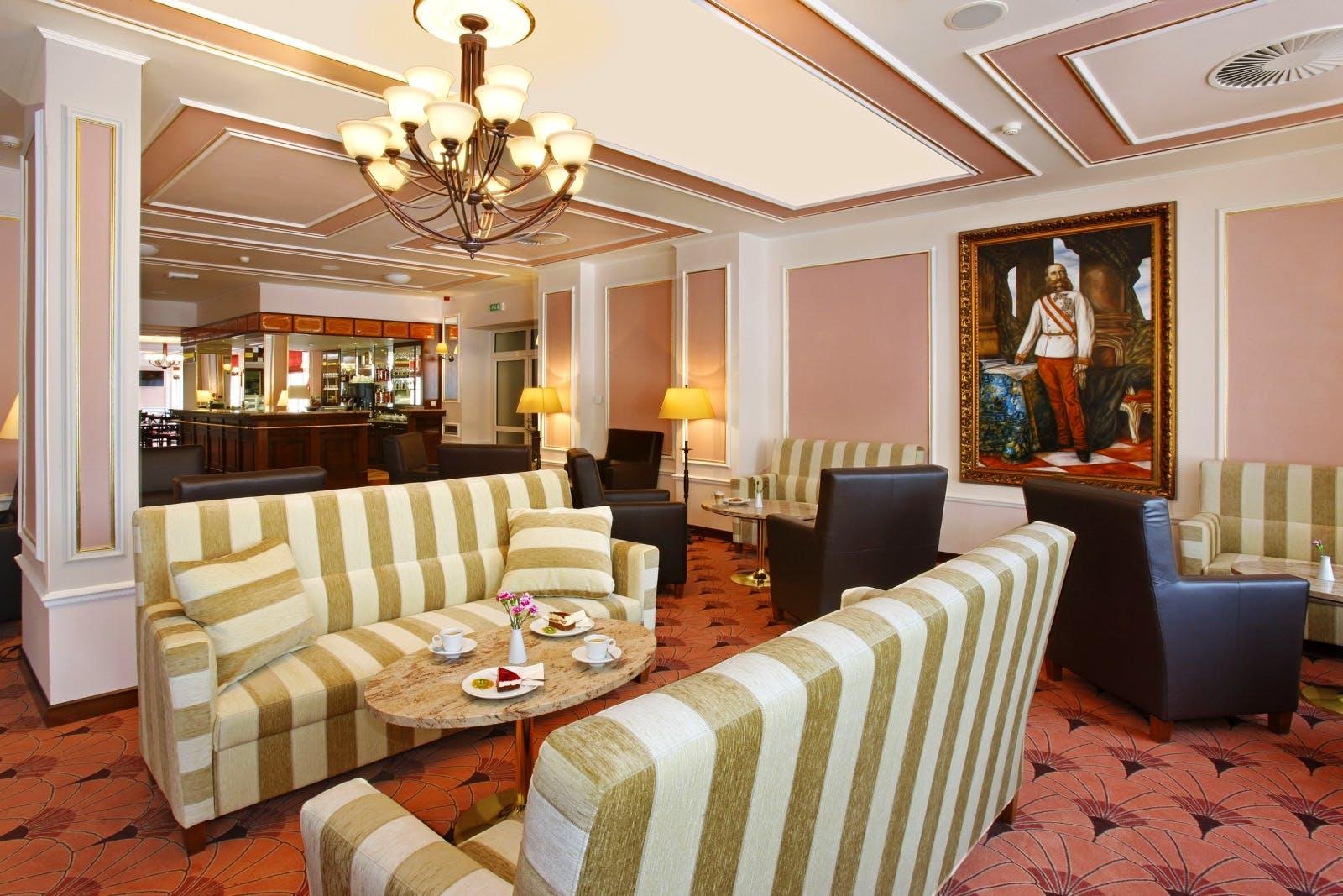Hotel Spa Resort Hvezda Marienbad