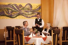 SPA Hotel Vltava - Restaurant, Copyright: Eberhardt-Travel
