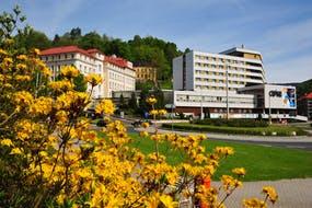 Kurhotel Curie, Copyright: HEILBAD JACHYMOV AG