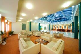 SPA Resort Sanssouci - Green House - Atrium und Lobby Bar