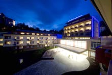 SPA Resort Sanssouci - Abendansicht