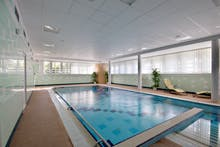 Kurhotel Imperial in Franzensbad - Schwimmbad, Copyright: Bad Franzensbad AG