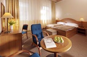 Kurhotel Dr. Adler in Franzensbad - Zimmerbeispiel Doppelzimmer Kategorie Komfort, Copyright: Kurhotel Dr. Adler in Franzensbad