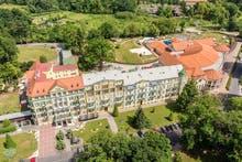 Kurhotel Pawlik - Luftbild, Copyright: Bad Franzensbad AG