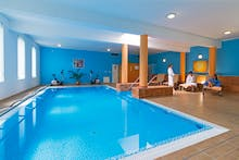 SPA Hotel Centrum - Hallenbad, Copyright: Spa Hotel Centrum Franzensbad