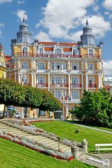 Hvezda Resort, Copyright: Lécebné lázne Mariánské Lázne a.s.