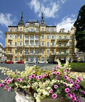 Grandhotel Pacifik Bad Marienbad, Copyright: Lécebné lázne Mariánské Lázne a.s.