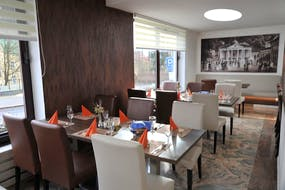 Marienbad - Hotel Richard - Restaurant, Copyright: Hotel Richard Marienbad