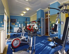 Marienbad - Hotel Richard - Fitnessraum, Copyright: Hotel Richard Marienbad