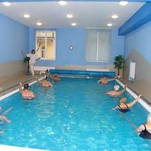 Kurhaus Palace 1 - Schwimmbad, Copyright: Kurhotel Palace 1 Franzensbad