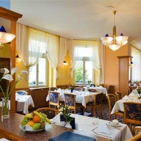 Spa Hotel Monti - Speisesaal