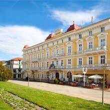 Franzensbad - Kurhotel Savoy, Copyright: Villa SAVOY Spa Park Hotel