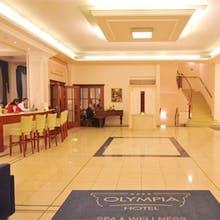 Hotel Olympia - Empfang, Copyright: Hotel Olympia Marienbad