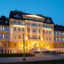 Franzensbad - Spa & Kur Hotel Harvey, Copyright: Spa & Wellness Hotel Harvey Franzensbad