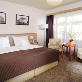 Franzensbad - Spa & Kur Hotel Harvey - Zimmerbeispiel, Copyright: Spa & Wellness Hotel Harvey Franzensbad