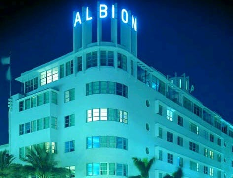 Hotel Albion South Beach Florida