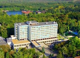 Reisebild: Urlaub, Kur & Wellness in Ungarn - Health Spa Hotel Heviz in Heviz
