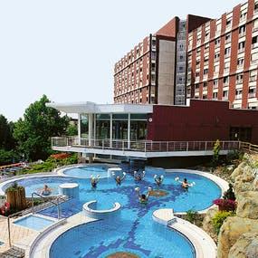 Danubius Health Spa Resort Aqua in Heviz, Copyright: Danubius Health SPA Resort Aqua