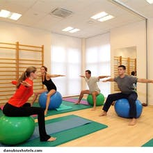 Danubius Health Spa Gymnastikprogramm, Copyright: Danubius Health Spa Resort Bük