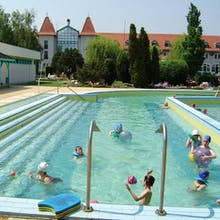 Pool Thermal Hotel Mosonmagyaróvár***, Copyright: Thermal Hotel Mosonmagyaróvár***