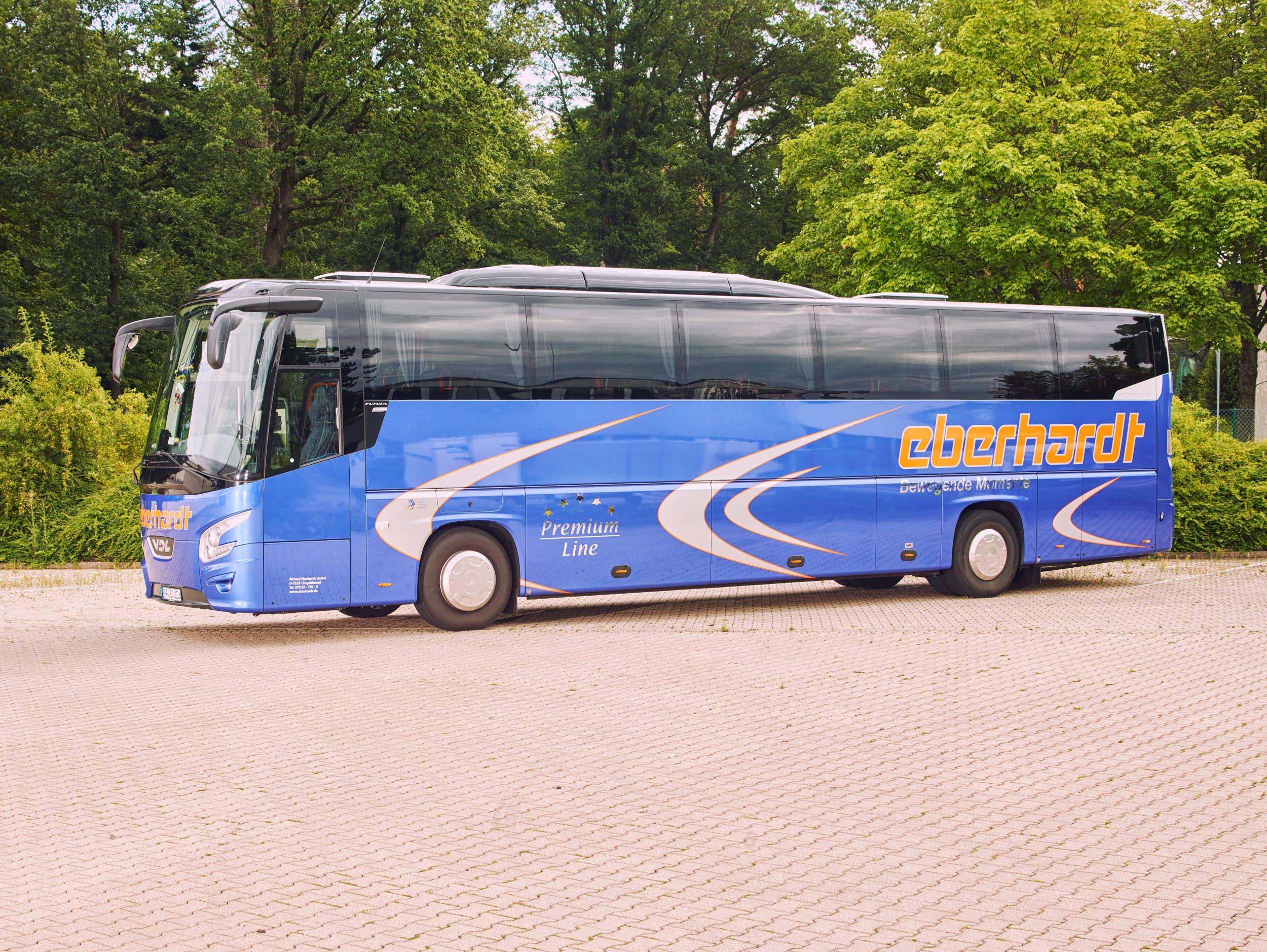 5 * Premium-Class Bus