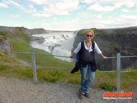 Doreen auf Island