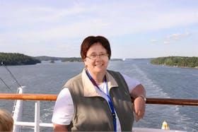 WÀhrend der Kreuzfahrt mit AIDAsol auf der Ostsee
