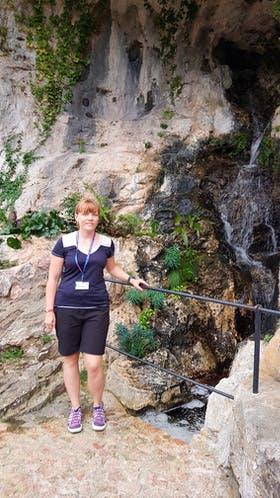 In Eze Village an der Cote d'Azur