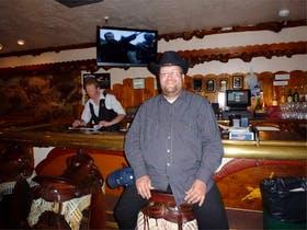 Million Dollar Cowboy Bar Jackson (WY, USA)