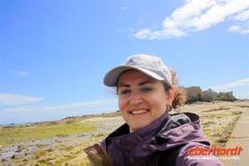 Reisebegleiterin Kristin Weigel