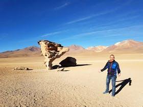 Hochland Bolivien