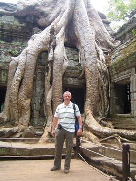 Kambodscha - Angkor Wat, Ta Prohm Tempel
