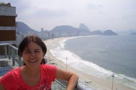 An der Copacabana