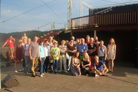 Mit meiner Reisegruppe bei Faszination Musical 2013